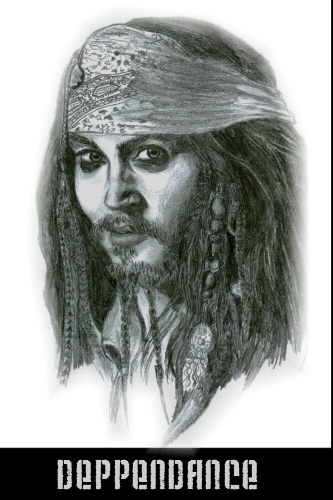 Johnny Depp by deppendance